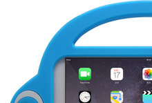 CUTE cartoon car design silicone tablet case for ipad mini1/2/3