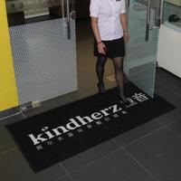 Professional logo exercise mat with CE certificate