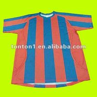 Sublimation football jersey