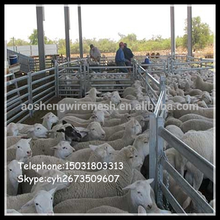 Canada standard hot-dipped panels used as livestock (cattle/sheep/goat/horses)