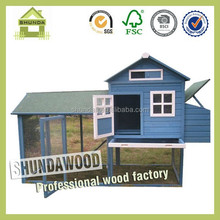 SDC12 wooden animal house /chicken coop