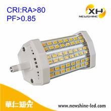 118mm 12w r7s llevaron la luz decorativa para