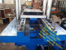 CE Certification Rubber Tile Vulcanizing press , rubber plate vulcanizer ,rubber curing press auto turn glue device calender