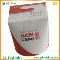 eco-friendly paper fda approved food packaging boxes
