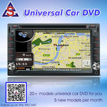 auto radio 2 din car dvd gps with bluetooth for toyota nissan volkswagen