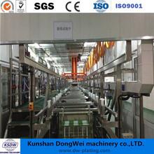 PCB Equipment PCB manufacturing equipment PCB Chemical nickel gold line
