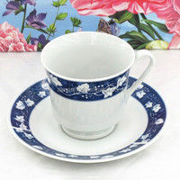 custom printed tea cup and saucer sets