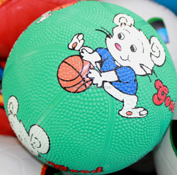 Best quality most popular butyl basketball made in china