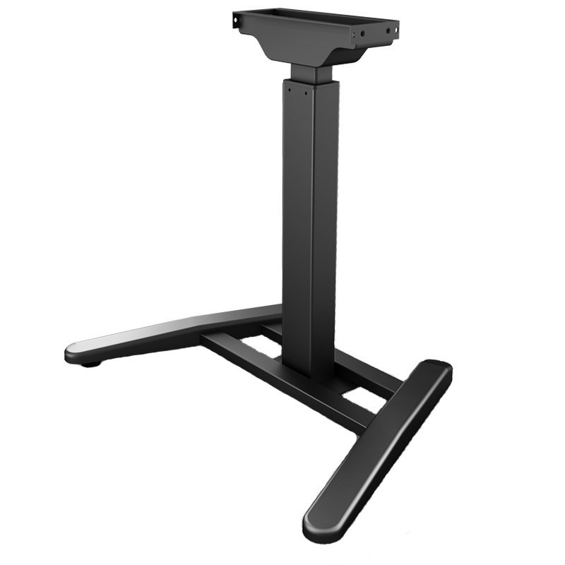 Standing Rise And Down Desk Leg & Height Adjustable Table