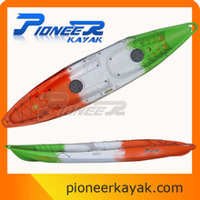 Double fishing kayak for wholesale