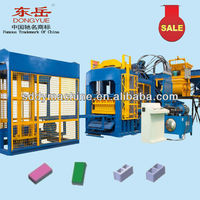 maquina auatomatica de bloco concreto