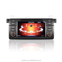 AL-9201 Touch screen auto radio 2 din android car gps for bmw e46