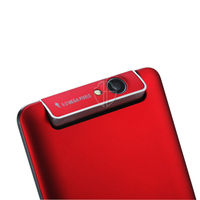 5.0 inch capacitive touch screen phone wcdma 850/1900/2100 video chat rotatable camera mobile phone