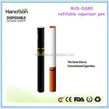 Disposable Bud DS80 vape pen disposable co2 cartridge 170mah battery support bud cartridge 0.2ml lady best seller