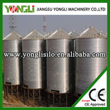 Small grain and steel silo for sale