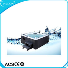 Sex Massage Outdoor Spa For 7 Person Outdoor Spa Bathtub , 2400 x 2400 x 930mm Hot Tub