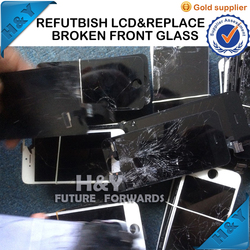 """LCD Display & Touch Screen Digitizer Assembly Repair for iPhone 6 6 Plus 4.7'' 5.5"""" White&Black"""