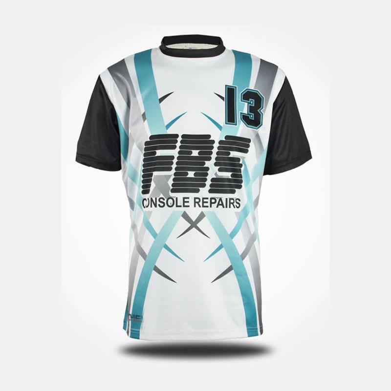 Custom football shirt fabric football shirt maker soccer for Online custom shirt maker