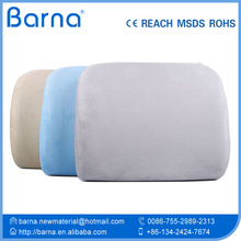 China wholesale 100% silk memory foam lumbar pillow cushion memory foam car lumbar cushion