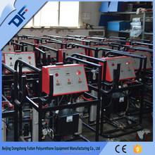 polyurethane spray foam machine for wall insulation