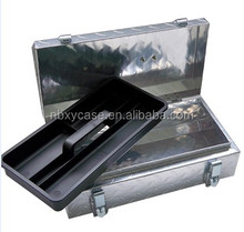 ningbo custom full aluminum waterproof tool case size can be ordered, aluminum carrying case