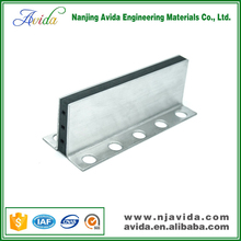 Stainless Steel Material Tile Movement Joints for Railway Station