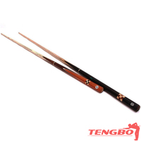 Ash wood bce snooker cues snooker cue joints brass