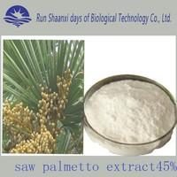 high quality saw palmetto p.e,saw palmetto berry p.e.,saw palmetto p.e. fatty acid