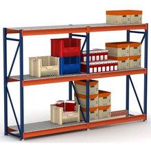 selective warehouse rack metal storage