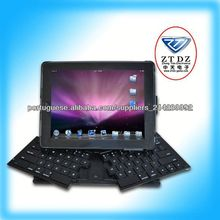 2015 Wholesale Brand New 2.4ghz mini wireless touchpad keyboard, 88 keys keyboard, aluminum bluetooth keyboard for ipad 2 3 4