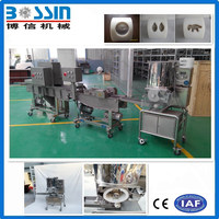 High quality automatic burger patty making machine / patty machine