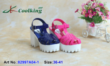Coolking good quality high heels for ladies in dress shoes