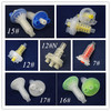 dental impression mixing tips for impression material in 50ml cartridge and 380ml
