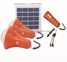 Mini kit solar light for whole family lighting