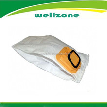synthetic dust bags for famouse brand vacuum cleaners