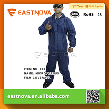 Wholesale Low Price China Protective disposable coverall construction