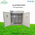 بيع المصنع مباشرة في درجة الحرارة التلقائي jn-i17 لتفقيس بيض الدجاج