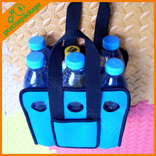 Hot Sell Promotion Thermal Insulation Neoprene Wine Carrier Bag