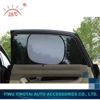 Factory direct sale sun protection car cover for side window