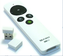 Professional wireless mini remote & air mouse & 3D motion stick combo