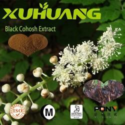 Organic black cohosh extract/black cohosh herb extract/black cohosh extract