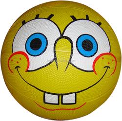 SpongeBob Rubber basketball made in china/SquarePants photo printed basketball