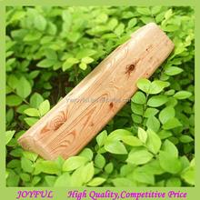 Newest Soft Tree Stump Wood Texture Throw Pillow Wood Log Pillow