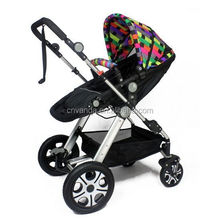 competitive baby stroller with swivel wheels