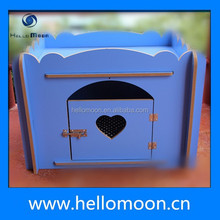 Hot Sale High Quality Wooden Dog Kennel With Veranda