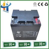 12V tubular battery ups 24Ah for UPS, solar, EPS,wind system