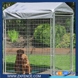 Wholesale Metal Powder-Coated Dog Cage Great Quality Dog Cage