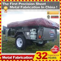 Kindle motor trailer homes caravans,with OEM service