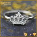 2015 los más populares anillo corona de la reina! Real 925 anillo corona de la reina venta