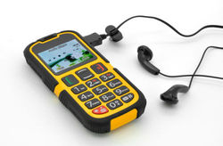 cheap nfc mobile phone for emergencies large keypad large fonts+ dual sim big button 3g senior phone